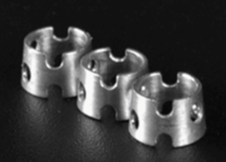 The Engineering Research Center for Revolutionizing Metallic Biomaterials' anterior cruciate ligament rings