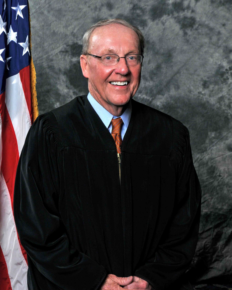 Judge D. Michael Fisher