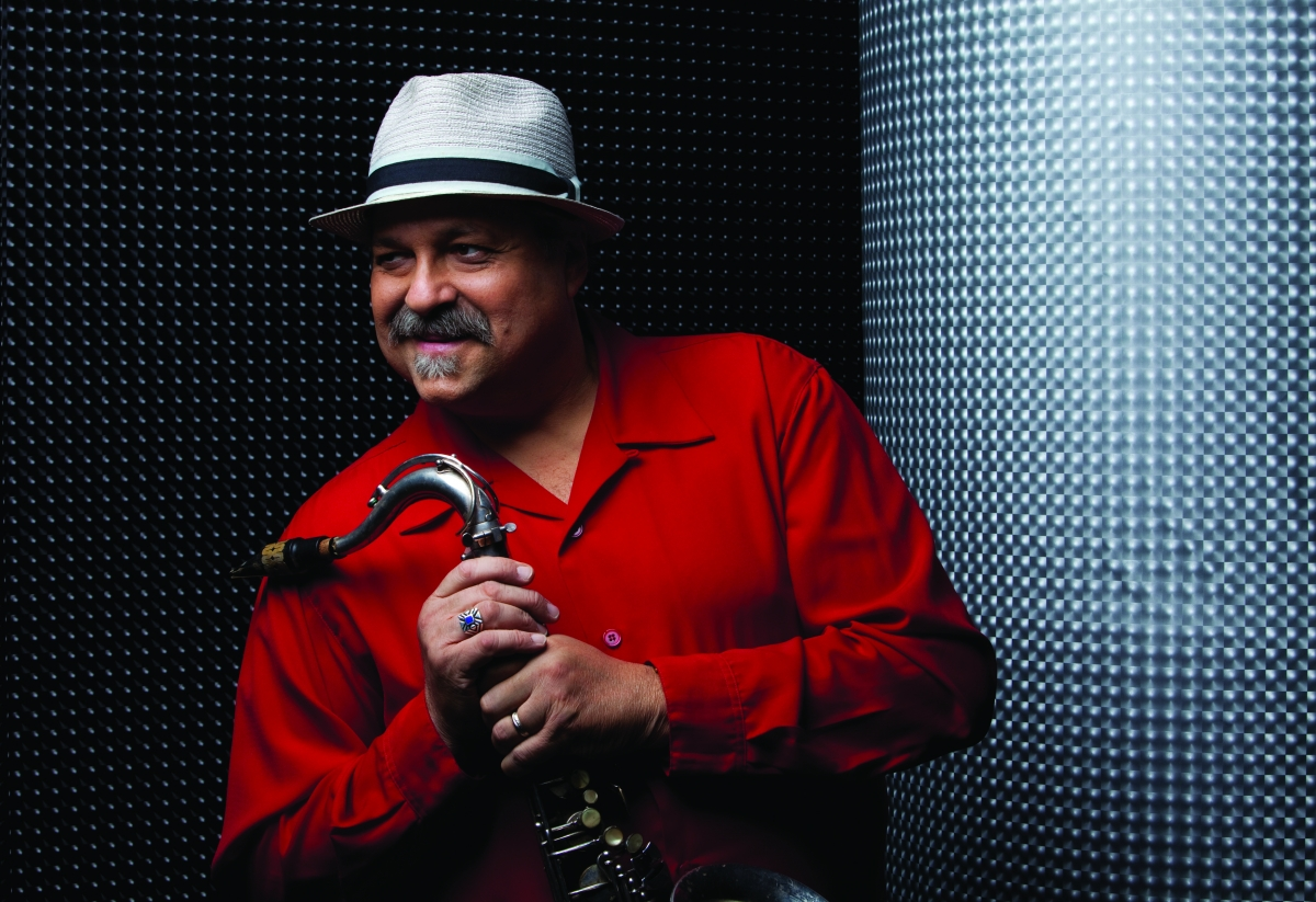 Joe Lovano, Photo Credit: Jimmy Katz