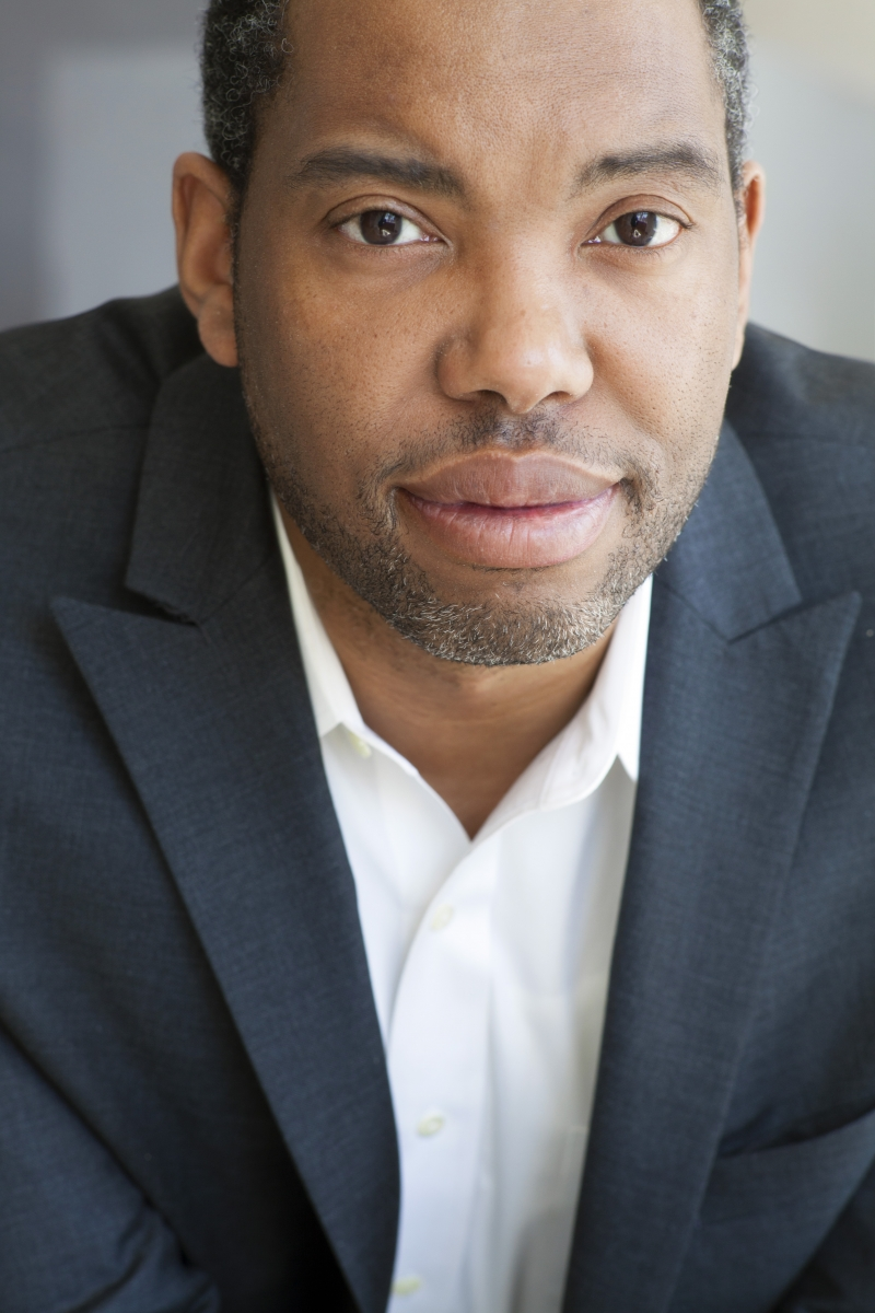 Ta-Nehisi Coates, photo credit to Nina Subin
