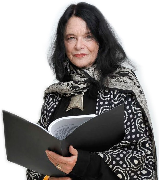 Internationally Renowned Poet Anne Waldman