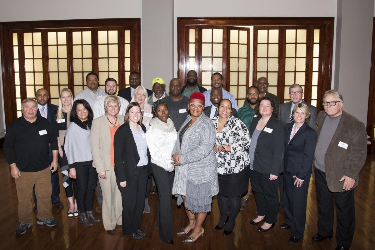 2016 Construction Management Building Blocks Program Graduates